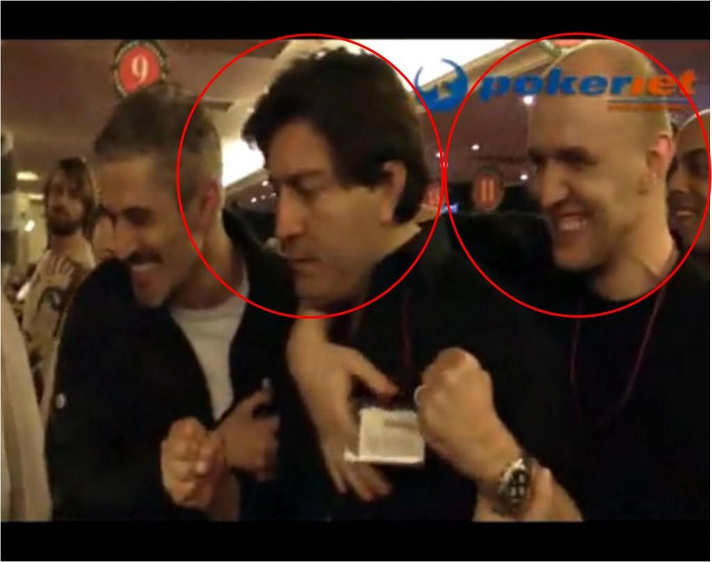 Αλί Τεκιντάμγκατς, Πέριτσα Μπουκάρα κι ένας blogger του Pokerb00m.eu
