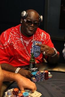 Teddy monroe poker