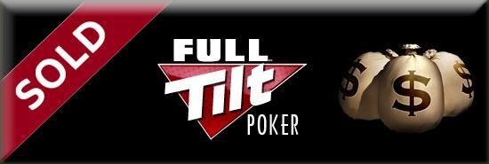 Το Full Tilt Poker πωλήθηκε