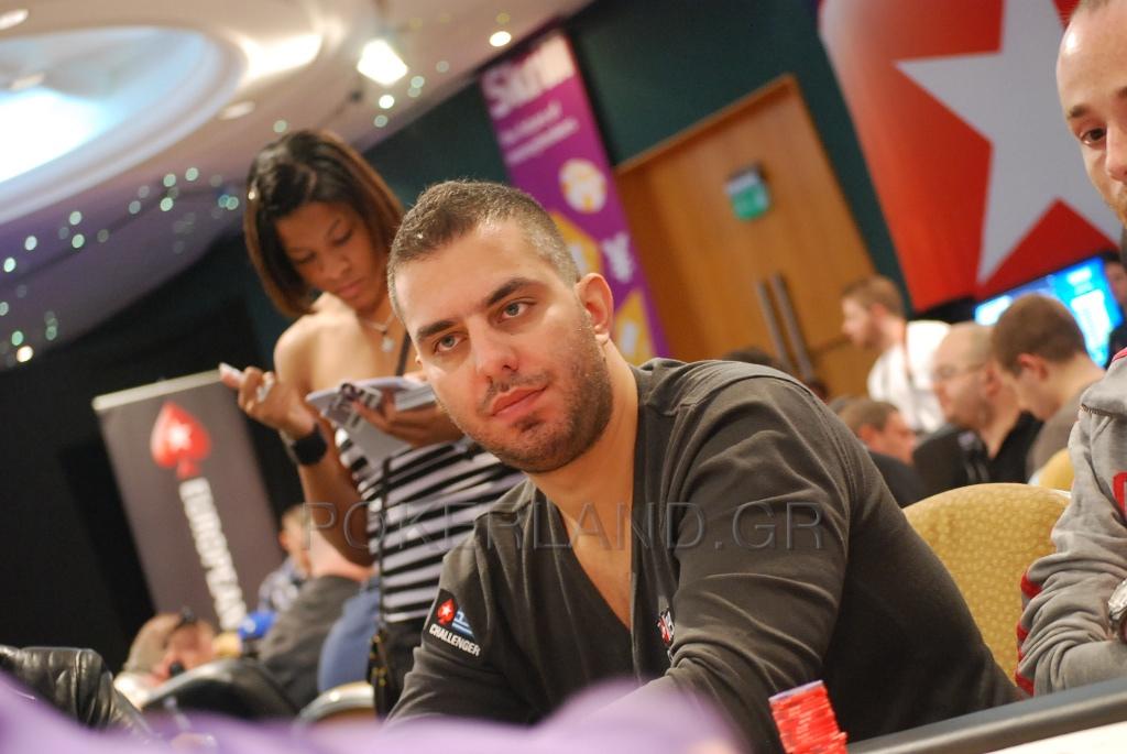 Οn fire οι Έλληνες παίκτες πόκερ την Κυριακή