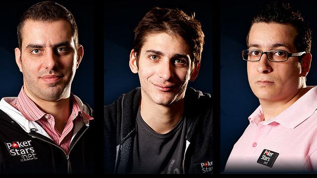 Η μάχη των τριών Ελλήνων challengers έχει ανάψει για τα καλά