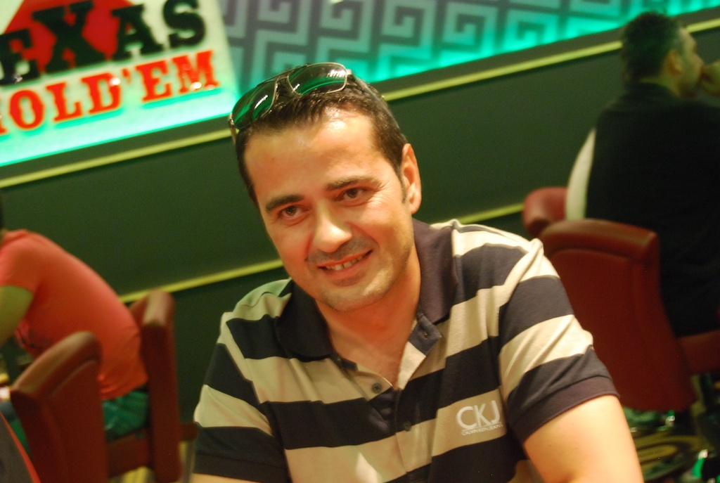 γιωργος πιττας greek poker cup