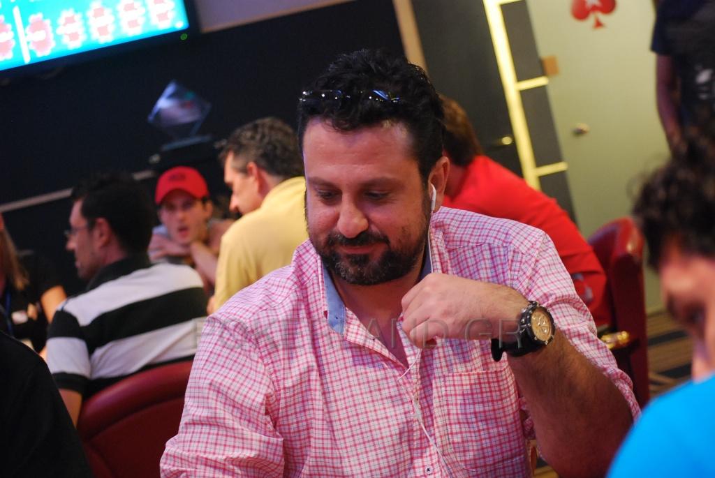 γιαννης κουλοπουλος loutraki poker series